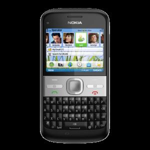 Unlock Nokia E5