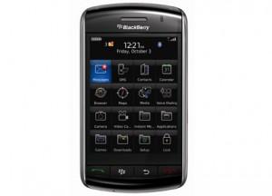 How to Unlock Blackberry Storm 2 9550