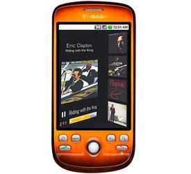 Unlock HTC myTouch 3G Fender
