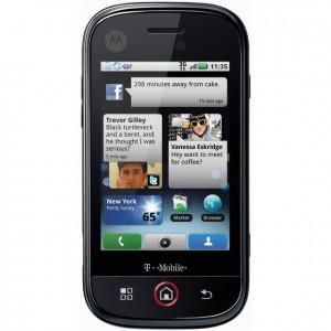 Unlock Motorola MB200 Cliq