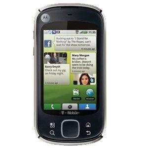 Unlock Motorola Cliq XT MB501