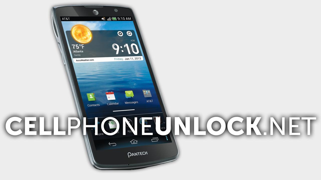 How To Unlock Pantech Phones Cellphoneunlocknet