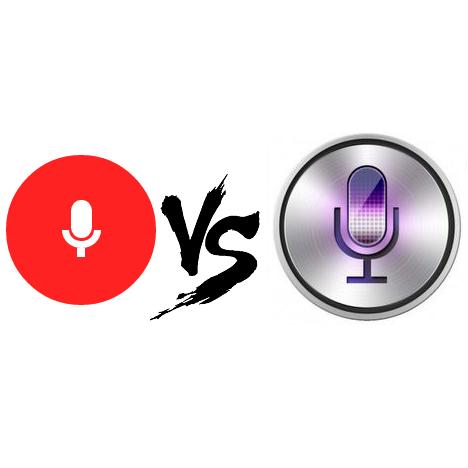 Google Now vs. Siri