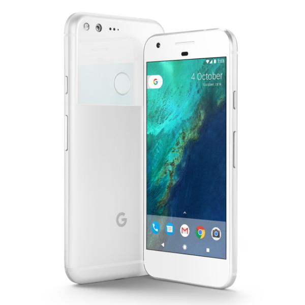 Google's Pixel and Pixel XL